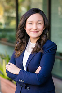 Family law attorney, Alexis J. Revelo in Santa Clara County, CA.