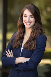 Family law attorney, Jessica S. Siegal in San Jose, CA.