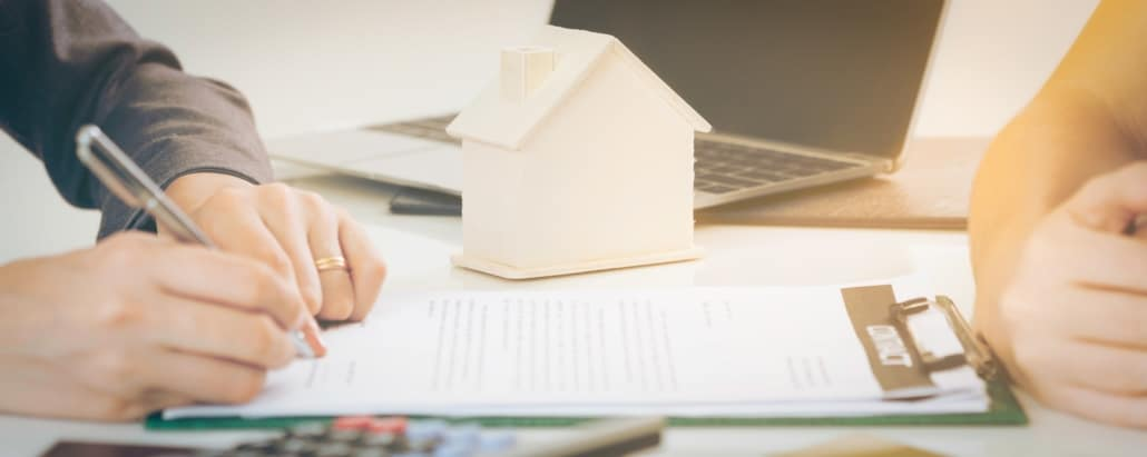 An executor of an estate looks to the will to distribute property assets