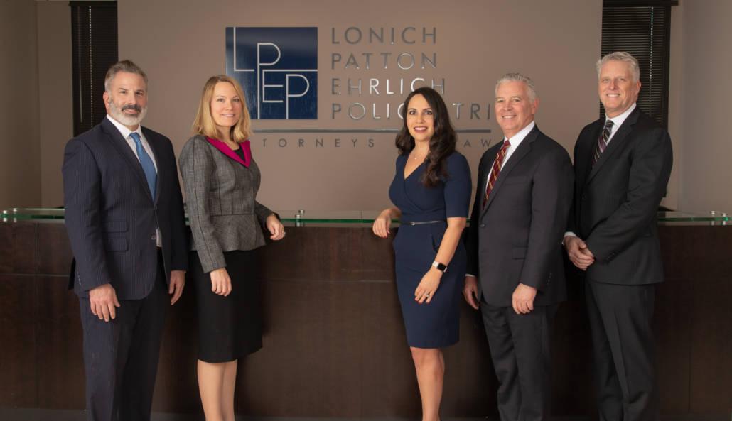 High net divorce attorneys Lonich, Patton, Ehrlich, Policastri