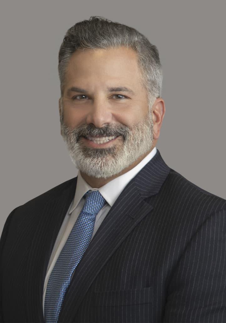 Family Law firm partner Mitchell Ehrlich
