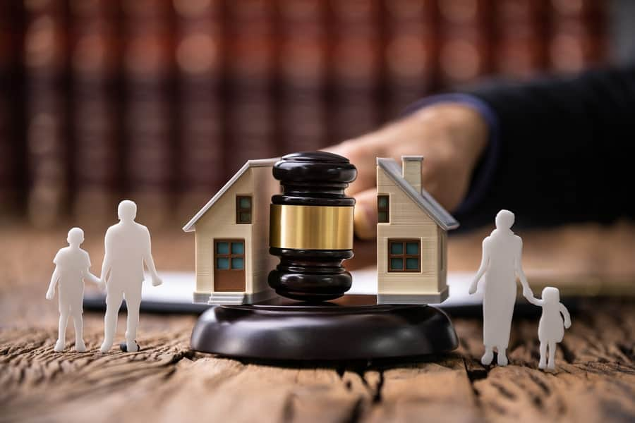 A certified family law specialist helps a family in the Bay Area with complex family law issues.